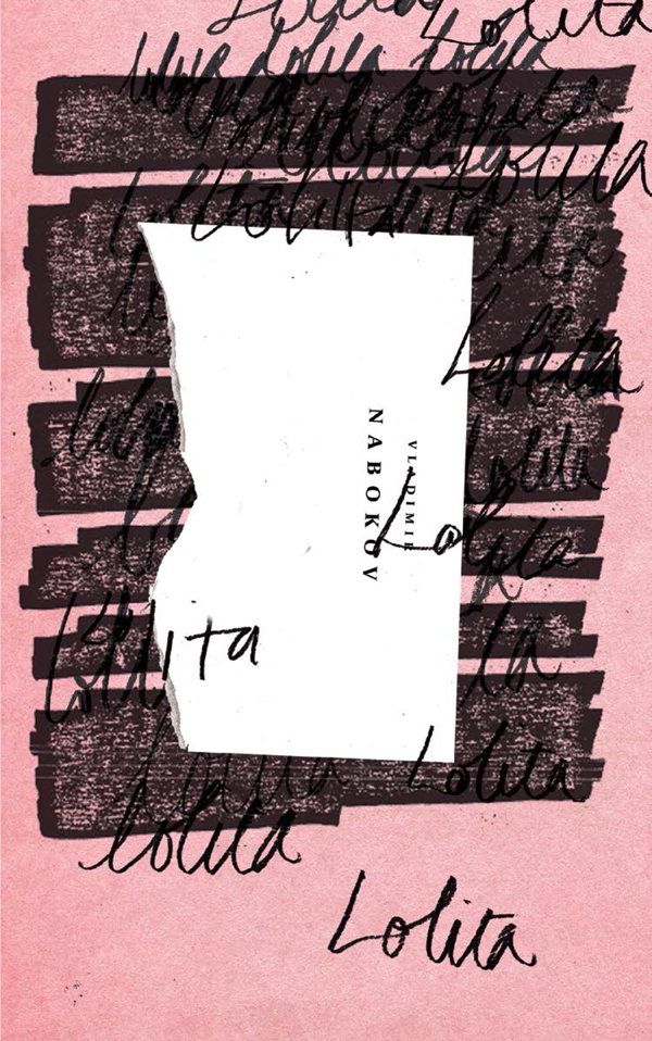 Redesigning the Cover of Vladimir Nabokov's Lolita (1/4)