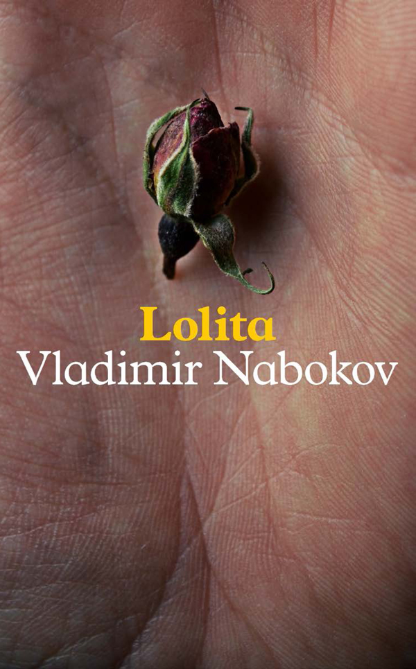 Redesigning the Cover of Vladimir Nabokov's Lolita (3/4)
