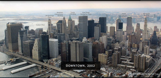 NYC in 2002
